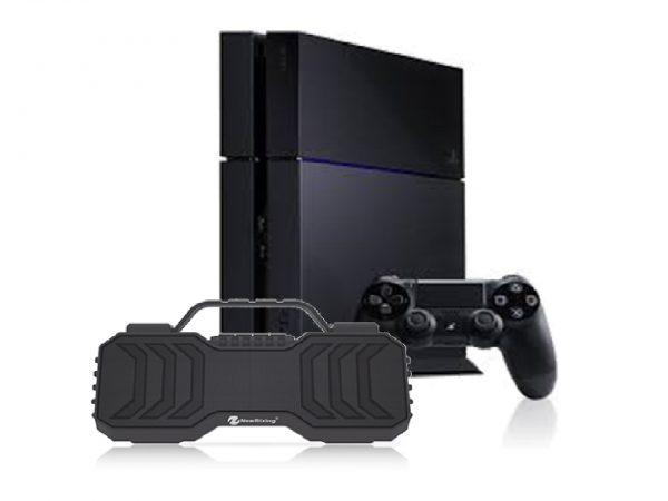 Sony PlayStation 4 + RX1 New Rixion Speaker