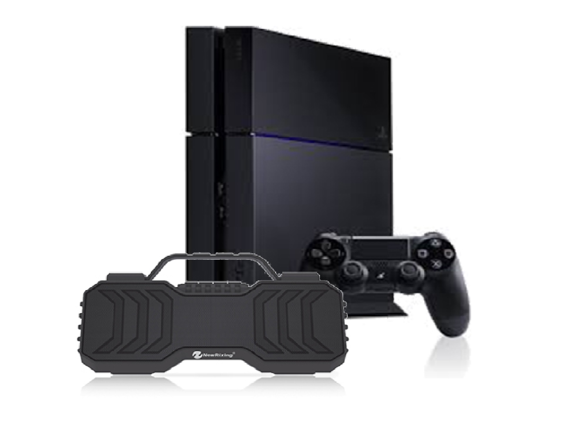 Playstation 4 With TG123 BLUETOOTH SPEAKER