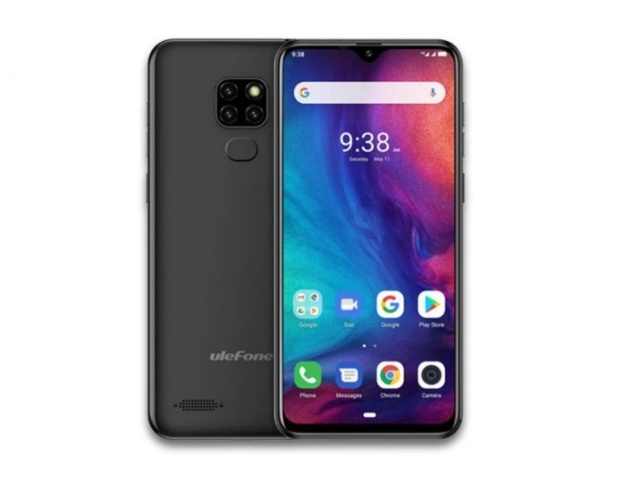 Ule Note 7P Android Smart Phone