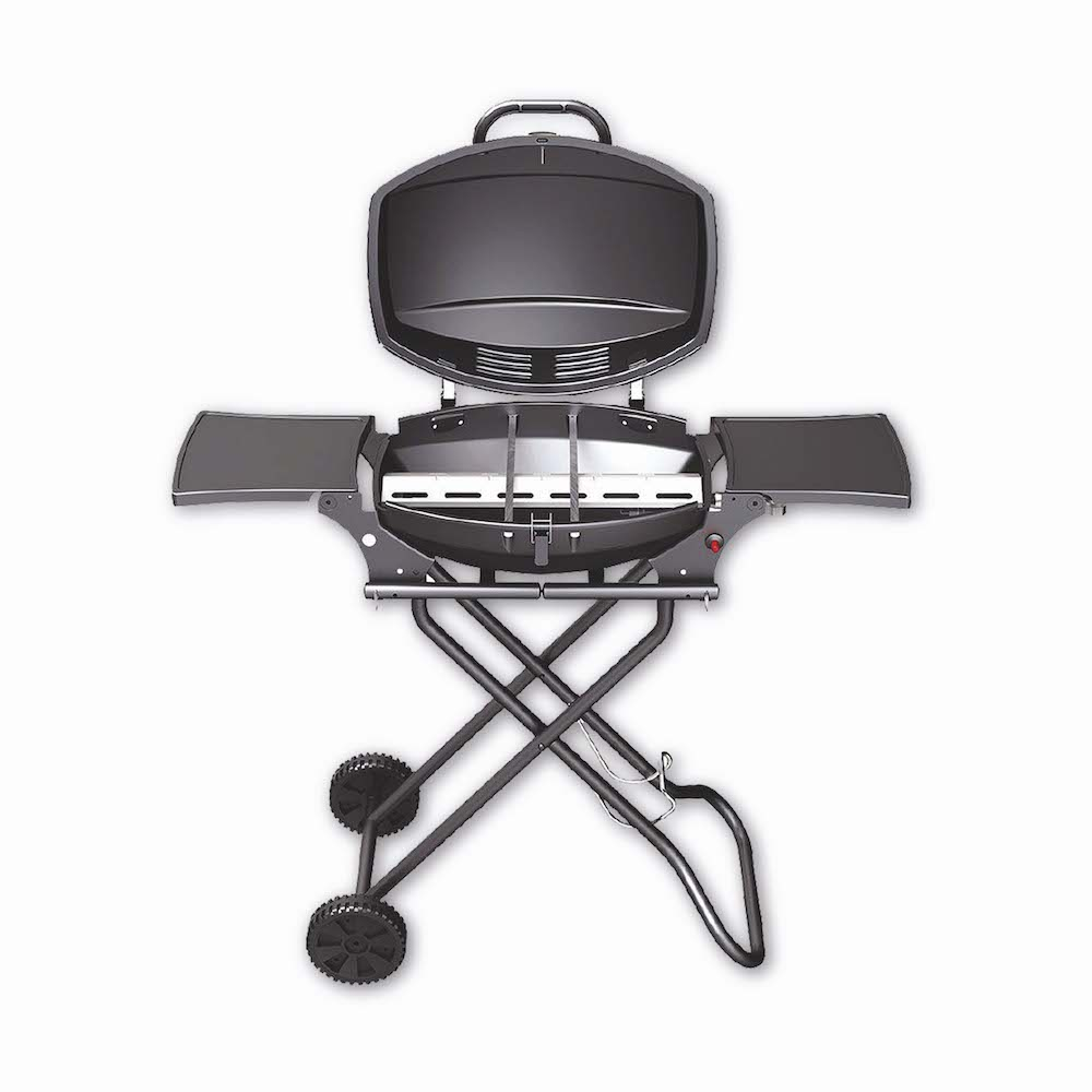 Portable Gas BBQ with Trolley
