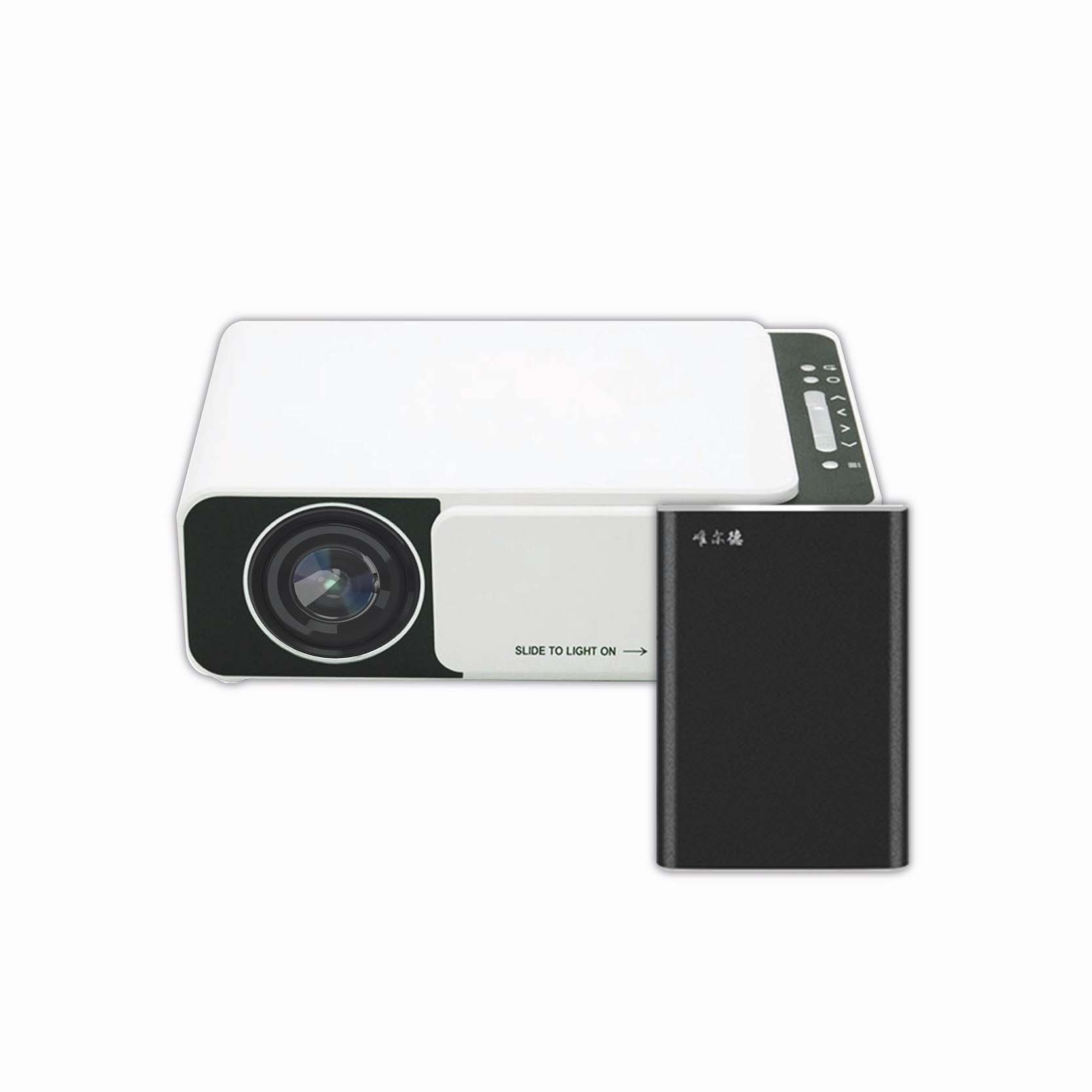 TechX Pro X HD Projector + Hard Drive 80GB