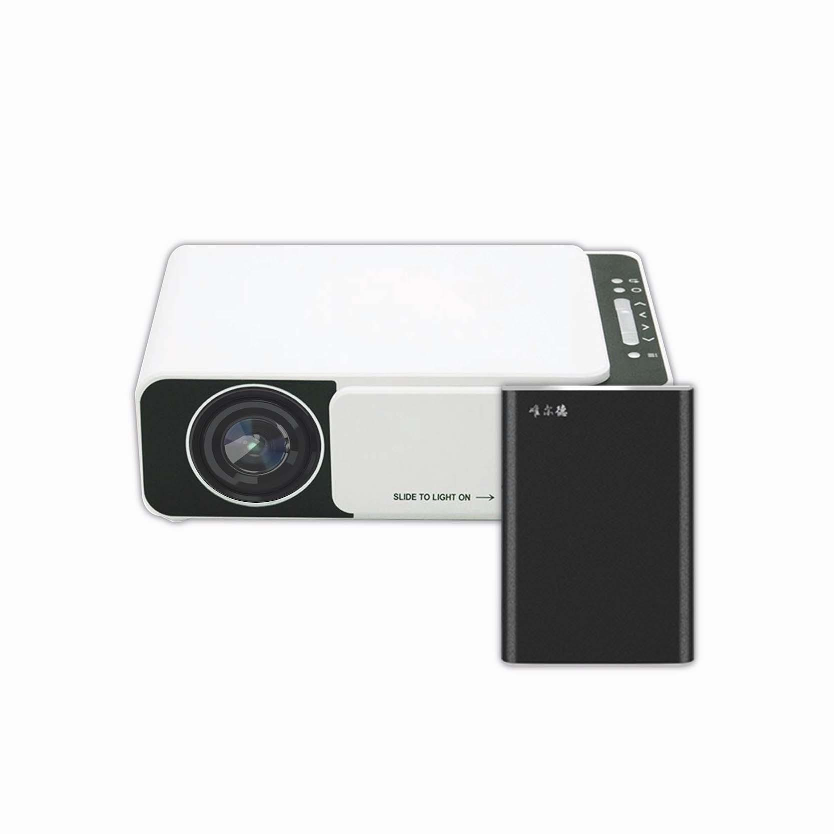 TechX Pro X HD Projector + Hard Drive 80GB